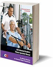 ACE Advanced Health and Fitness Specialist Certification Manual