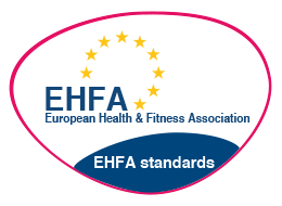 European Health & Fitness Association (EHFA) logo