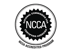 NCCA Accreditation