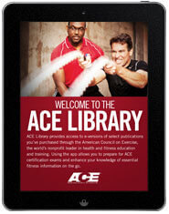 ACE Personal Trainer eBook