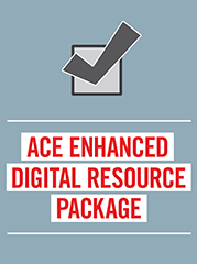 ACE Enhanced Digital Resource Package
