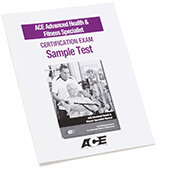 Advanced Health and Fitness Specialist Sample Test