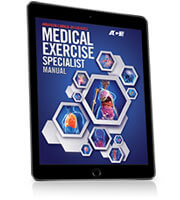 ACE Medical Exercise Specialist Manual eBook