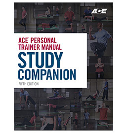 ACE Personal Trainer Master the Manual Study Guide