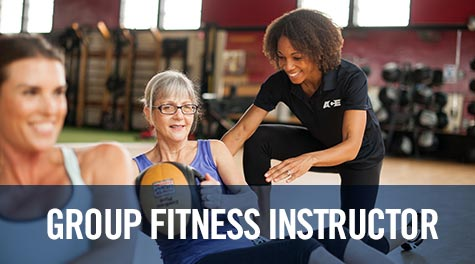 ACE Group Fitness Certification