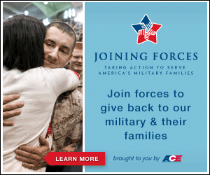 I Pledge to Support Military Families