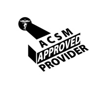 ACE continuing education credits are equally accepted as ACSM continuing education credits.