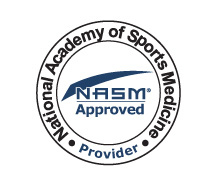 ACE continuing education credits are equally accepted as NASM continuing education units