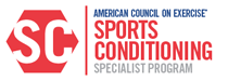 Sports Conditioning Specialty Certification